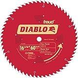 Freud D1660X Diablo Beam Saw Blade 16-5/16-Inch by 60t ATB 1-Inch Arbor