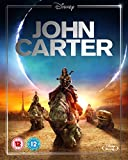 John Carter (Limited Edition Artwork Sleeve) [Blu-ray] [Region Free]