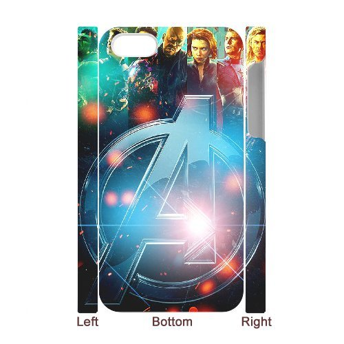 LP-LG Phone Case Of Iron Man For Iphone 5C [Pattern-2]