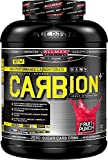 ALLMAX Nutrition CARBion Maximum Strength Electrolyte Hydration Energy Drink Fruit Punch 5 lbs 2 35 k