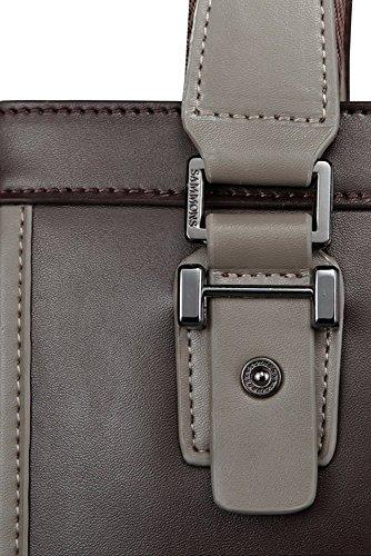 Streetwear Special - Bolso al hombro para hombre marrón