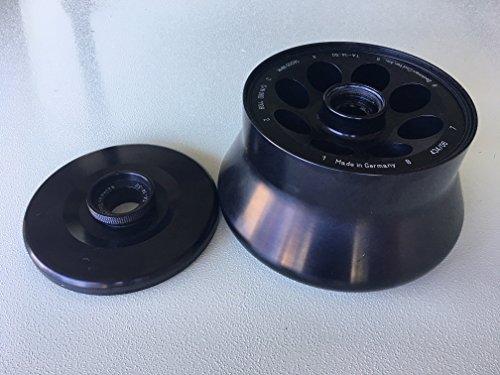 Fixed Angle Centrifuge Rotor - 6
