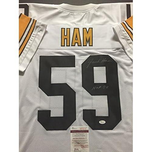 79849531fd7 Autographed Signed Jack Ham