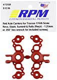 RPM 73169 Axle Carriers Red 1/16 Traxxas Red