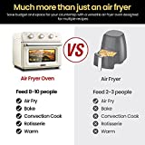 Hauswirt 26Qt Air Fryer, 6-IN-1 Family-Size