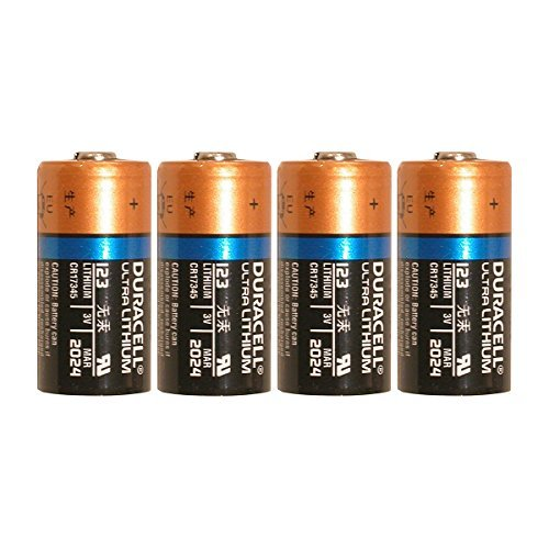 4-Count-Duracell-Ultra-Lithium-3V-CR17345-Leak-Resistant-Long-Lasting-Batteries
