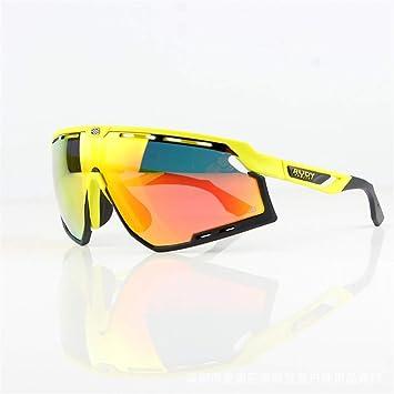 erhuo Gafas de Ciclismo Bicicleta de montaña Gafas de Sol ...