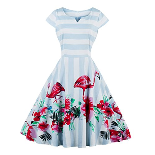 Retro Summer Dresses - 1