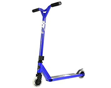 Grit Atom Pro Stunt Scooter - Varios Colores (Azul): Amazon ...