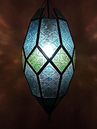 Marrakesch Árabe marroquí Lámpara de techo lámpara Sushila ...