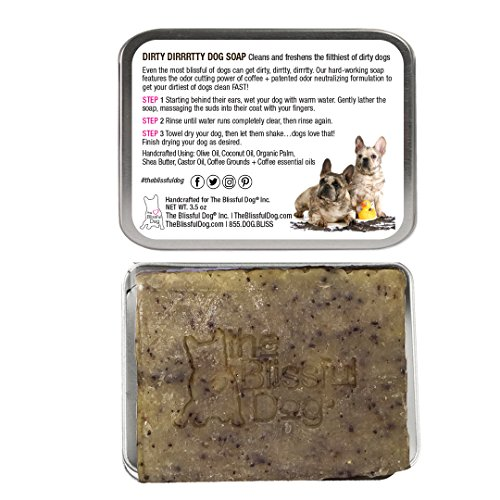 30%OFF The Blissful Dog Dirty Dog Boxer Bar Soap