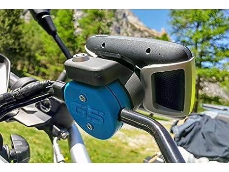 Soporte Soporte Moto navegador Tomtom Rider Serie 4O//500 22 NO GS Negro