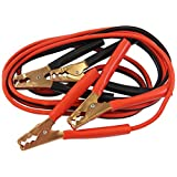 FJC (45215) 12' 10-Gauge Booster Cable with 250 Amp Rating Clamp