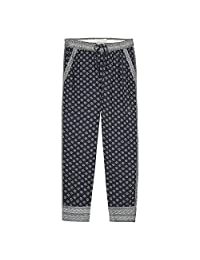 Scotch & Soda Women's Maison Scotch All-Over Printed Trousers in Combo X