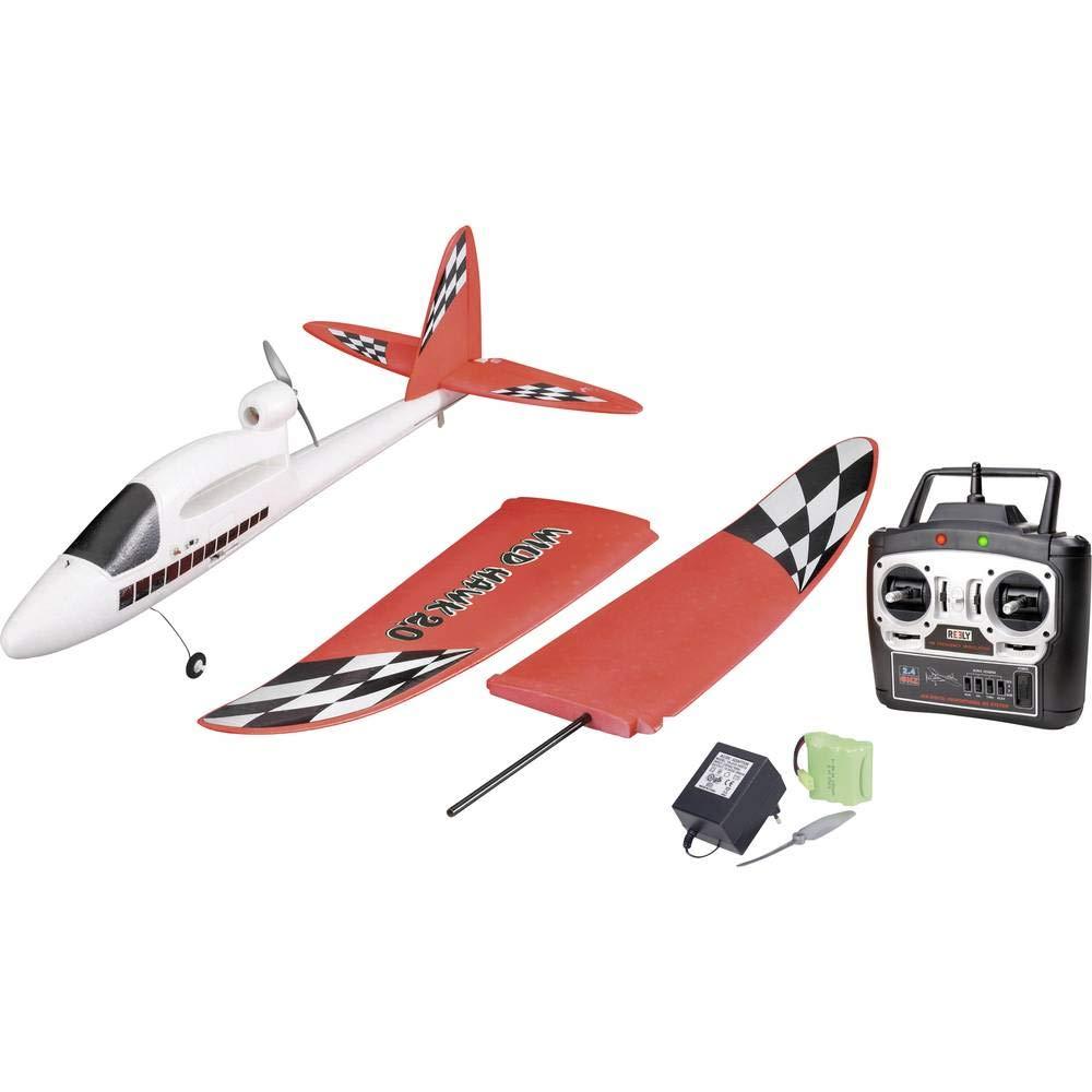 Reely Wild Hawk 2.0 RC Segelflugmodell RtF 1380 mm