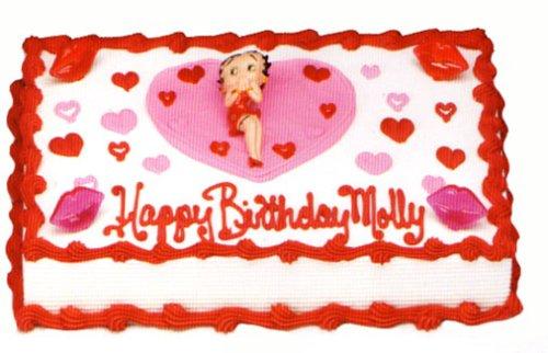 Betty Boop Cake Topper Amazon