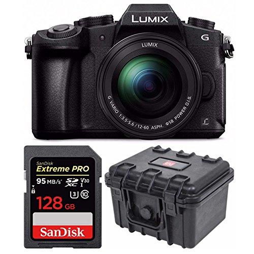 PANASONIC LUMIX G85 4K Mirrorless Camera with 12-60mm Power