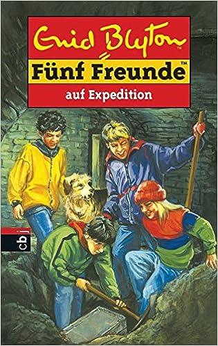 Funf Freunde Neue Abenteuer Bd 30 Funf Freunde Auf Expedition Einzelbande Band 30 Amazon De Blyton Enid Jung Christiane Bucher
