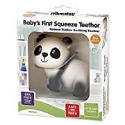 CRIBMATES BABY'S FIRST SQUEEZE TEETHER