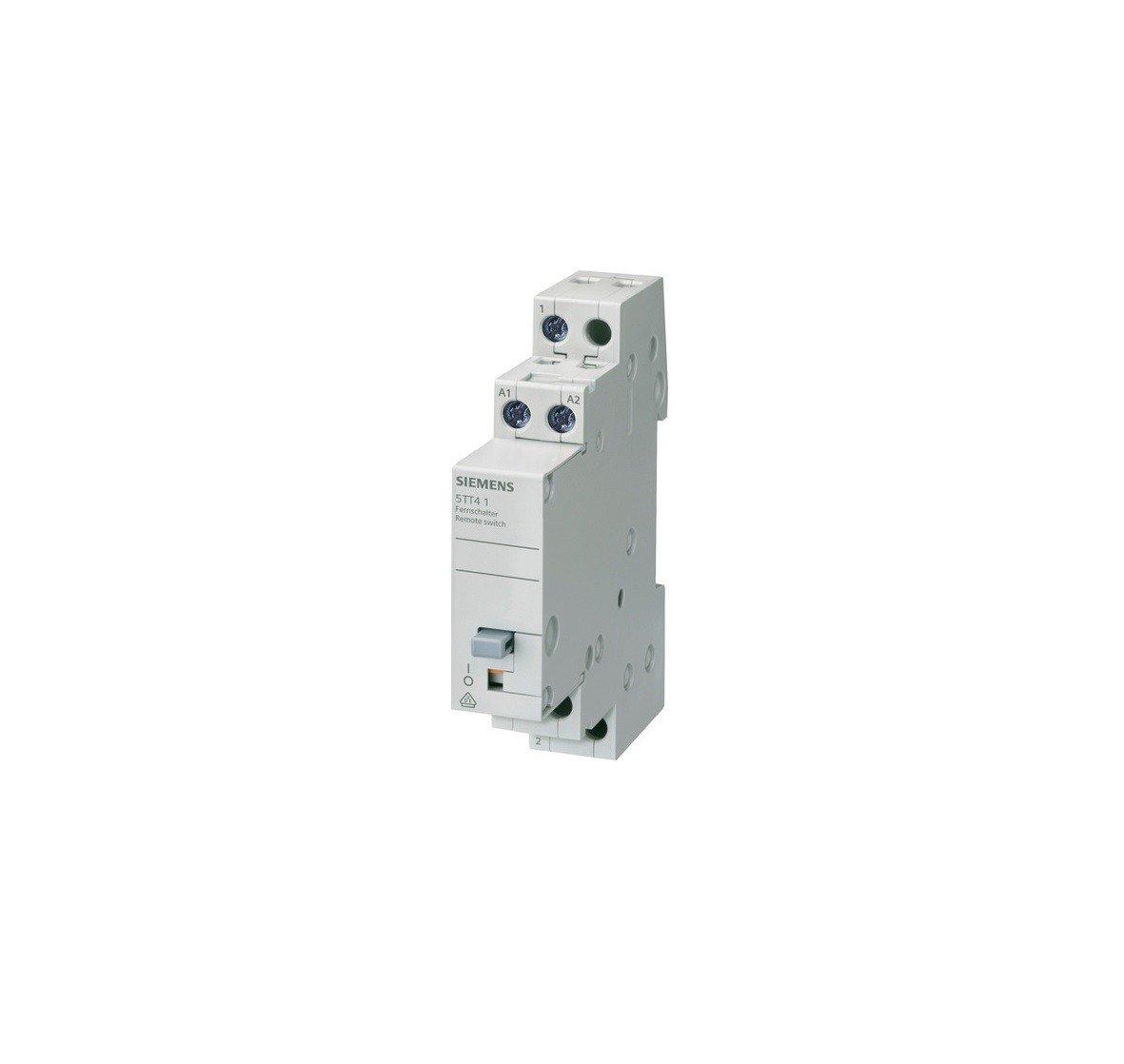 Siemens –  Té lé rupteur 5tt41 1 NA 230 VAC 5TT4101-0