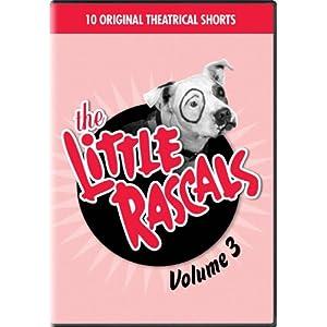 The Little Rascals Vol 3 movie
