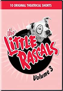 The Little Rascals: Volume 3 [Import]
