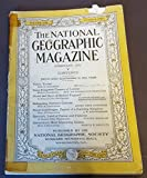 img - for National Geographic, February 1932 book / textbook / text book