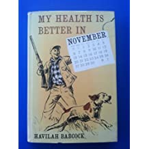 My Health is Better in November