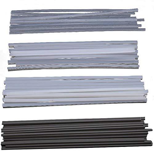 Farwind 50PCS Plastic Welding Rods ABS/PP/PVC/PE Welding Sticks 200mm for Plastic Welding by Farwind