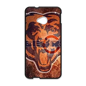 Bear Design New Style HOT SALE Comstom Protective case cover For HTC M7