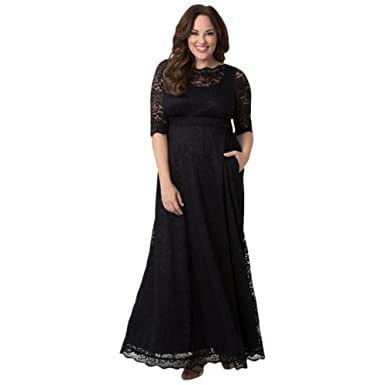 Leona Lace A Line Plus Size Mother Of Bridegroom Gown Style