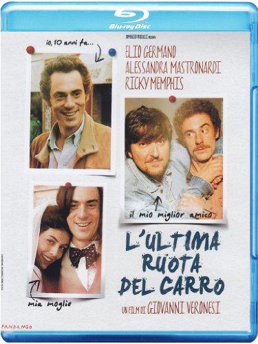 The Fifth Wheel (2013) ( L'ultima ruota del carro ) ( 5th Wheel ) [ Blu-Ray, Reg.A/B/C Import - Italy ]
