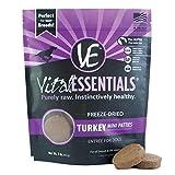 Vital Essentials Freeze-Dried Turkey Mini Patties, 1 lb Review
