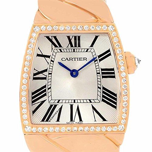 Cartier La Dona quartz womens Watch WE601008 (Certified Pre-owned)