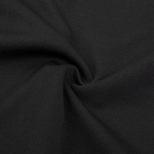 e47de4e710 GRACE KARIN Women's Ruffle Bodycon Knee Length Midi Pencil Skirt ...
