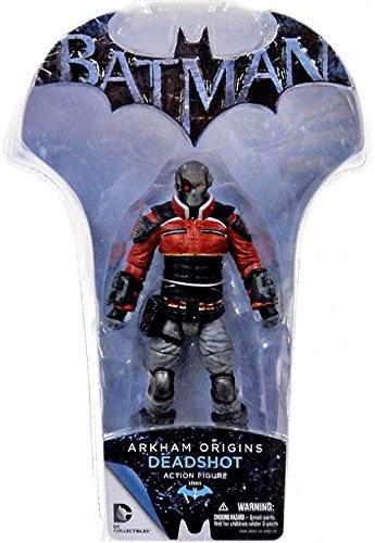DC Collectibles Batman Arkham Origins Series 2 Deadshot Action Figure for $<!--$37.44-->
