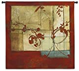 Fine Art Tapestries ''Amber Window'' Wall Tapestry