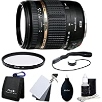 Tamron 18-270mm f/3.5-6.3 Di II VC PZD IF Pro Lens Kit for Nikon