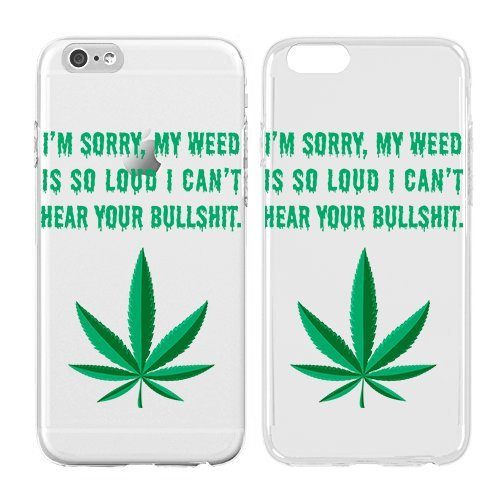 marijuana Marijuana Flexible Transparent Protective product image