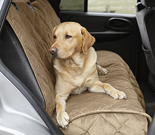 "Orvis Backseat Protector / 62"" W X 52"" L, Khaki, XL"