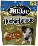 Cheap (4 Pack) Bil-Jac Gooberlicious Treats, Peanut Butter, 10 Ounces Each