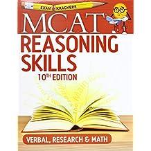 10th Edition Examkrackers MCAT Reasoning Skills