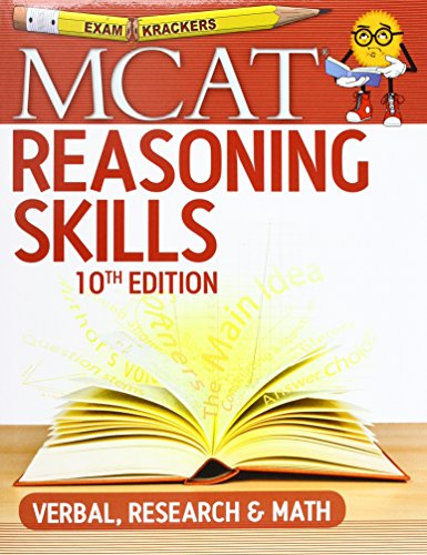Top 3 recommendation examkrackers verbal reasoning skills