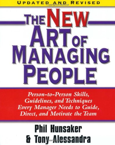 A fully revised and updated edition of The Art of Managing People, offering the latest wisdom on crucial guidelines and techniques for creating a positive work environment and increasing productivity and profitability.From the award-winning authors o...