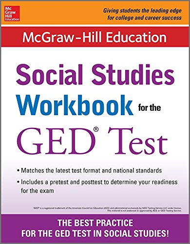 McGraw-Hill Education Social Studies Workbook for the GED Test (Test Prep)