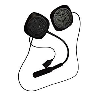 Henreal - Auriculares inalámbricos con Bluetooth para Auriculares de Motocicleta, Manos Libres, música para teléfono MP3 y MP4: Amazon.es: Electrónica
