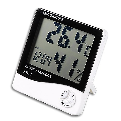 HDE Humidity Hygrometer Thermometer Temperature