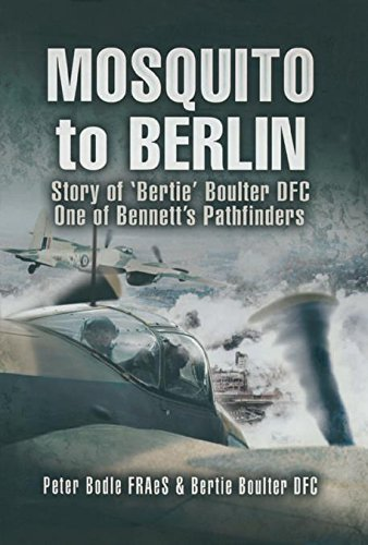 Mosquito to Berlin: Story of