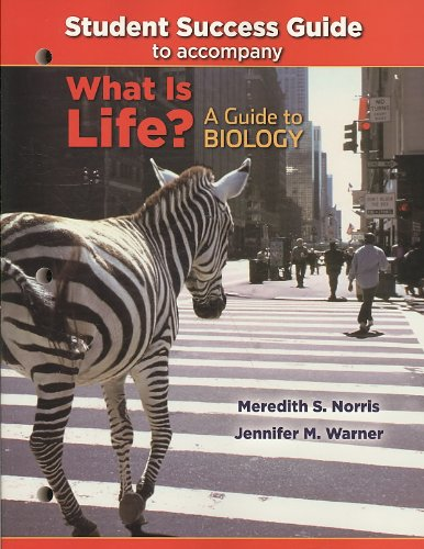 What Is Life? A Guide to Biology (Loose leaf) & Study Guide & Prep U Access Code