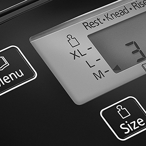 qtimber Panificadora Panasonic SD-ZB2512KXE 550W Plateado 29.79 x 43 x 41.2 cm macchina del pane: Amazon.es: Hogar